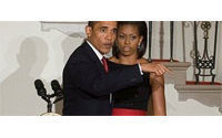Obama, first lady among world's best dressed