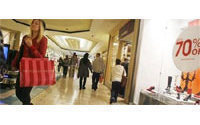 Clothing lifts retail in April, fiscal threat looms