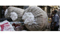 Egypt's Alcotexa sells 828 tonnes of cotton in past week