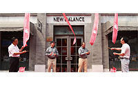 New Balance opens Experience Store in Beijing