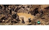 At least 10 killed in Congo diamond mine cave-in