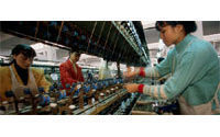 Sino-American conflict over textile dumping