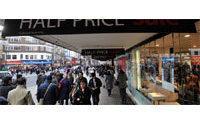 High street vacancies rise to 12.6%