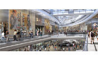 Westfield to cut payout ratio, sees US stabilising