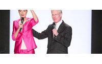 "Just a minute with Tim Gunn from ""Project Runway"""