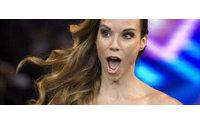 Celebridades brasileñas llevan a la pasarela nuevas tendencias de peinados