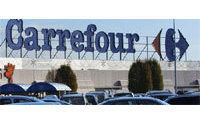 Carrefour keeps 2009 goals as market stable