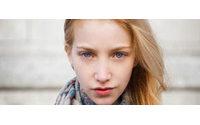 Beliebter Mode-Blog mit Fotos von der Straße