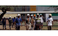 South Africa mine strike enters second week, no talks planned