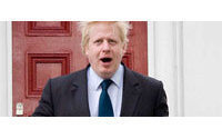 Boris Johnson to grace the cover of Elle