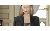 Gucci Group sees Balenciaga as a rising star