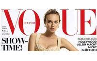 Spieglein in der Hand: Die deutsche «Vogue» wird 30