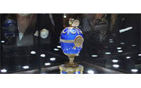 Revived jeweller Faberge seeks ultra rich online