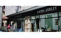 Laura Ashley first half profit down, cautiously optimistic