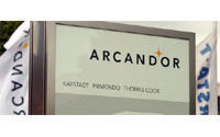 Arcandor banks launch Thomas Cook share placement