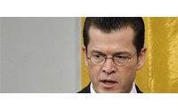 Umfrage: Minister Guttenberg am besten gekleidet