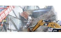 India shopping mall collapse kills 5
