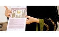 Muslim women get pig-free cosmetics