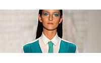 Arranca la Semana de la Moda con un David Delfín más colorido de lo habitual