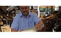 End of a textile era as Jacquard loom closes