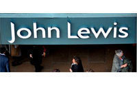 John Lewis sales up for fifth week