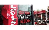 Levi Strauss net profit up, sees 2010 sales growth