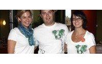 Adrover vuelve a las camisetas con un nuevo diseño ecológico y mensaje social