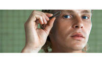 Can British men be taking to eyebrow-grooming?