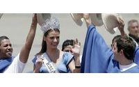 Miss Universo llega a Venezuela, su país, para coronar a sucesora nacional
