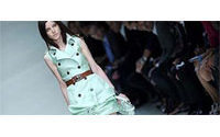 Burberry closes star-studded London Fashion Week