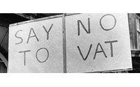 IU se opone a subida general del IVA y pide sea sólo para productos de lujo