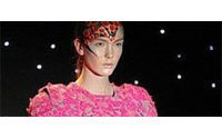 Manish Arora heads for the disco floor