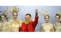 Москва. Russian Fashion Week