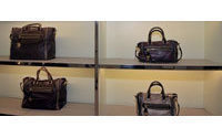 Shoes, bags prove staying power in luxury crisis