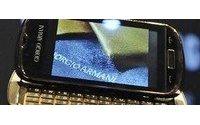 E' firmato Armani il nuovo smartphone della Samsung