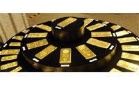 Gold hits record high close to 1,064 dollars