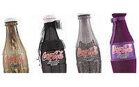 Les maisons italiennes revisitent la bouteille Coca-Cola Light