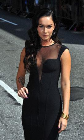 Giorgio Armani, Megan Fox
