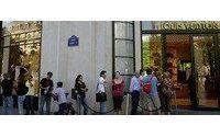 Продажи LVMH в третьем квартале остались на прежнем уровне
