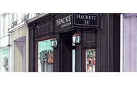 Le britannique Hackett prépare un flagship parisien