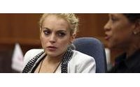 Lindsay Lohan被传召出庭
