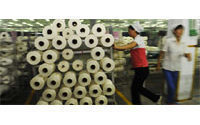 Textile firms in a bind over soaring cotton price