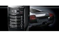 Nuevo teléfono móvil de lujo TAG Heuer MERIDIIST Automobili Lamborghini