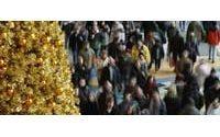 Los españoles gastarán un 19% menos esta Navidad