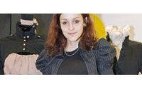 Stéphanie Cappellini est la lauréate d'Espoir de mode 2009