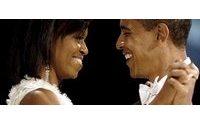 Stivali francesi per Michelle Obama