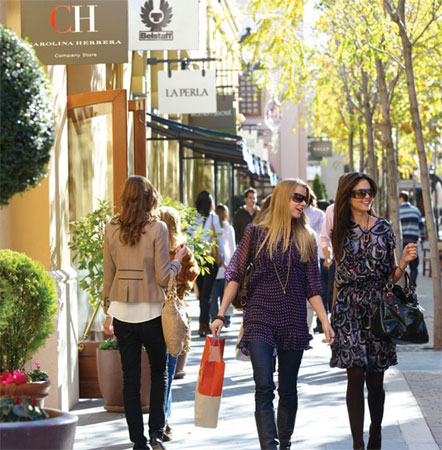 Chic Outlet Shopping Villages