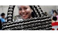Manila trash becomes hot London fashion item