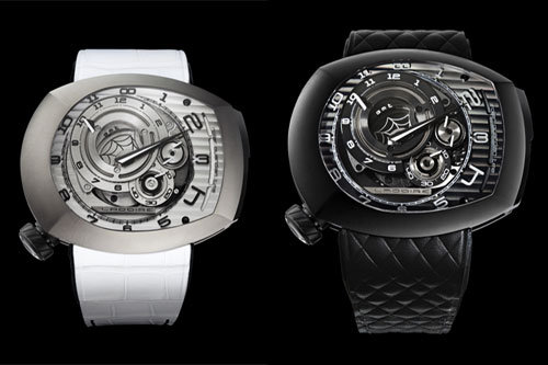 Geneva Time Exhibition, Franck Muller, Richemont, Swatch