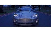 Миниатюрный Aston Martin
